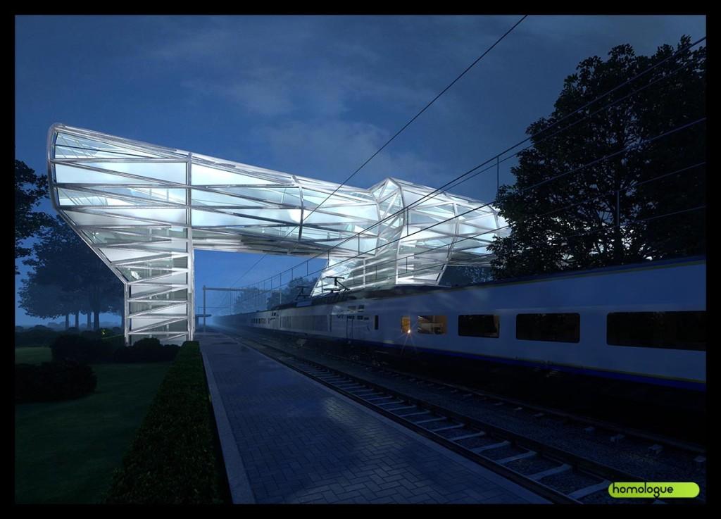 Repülő híd Pályázat Hilversum