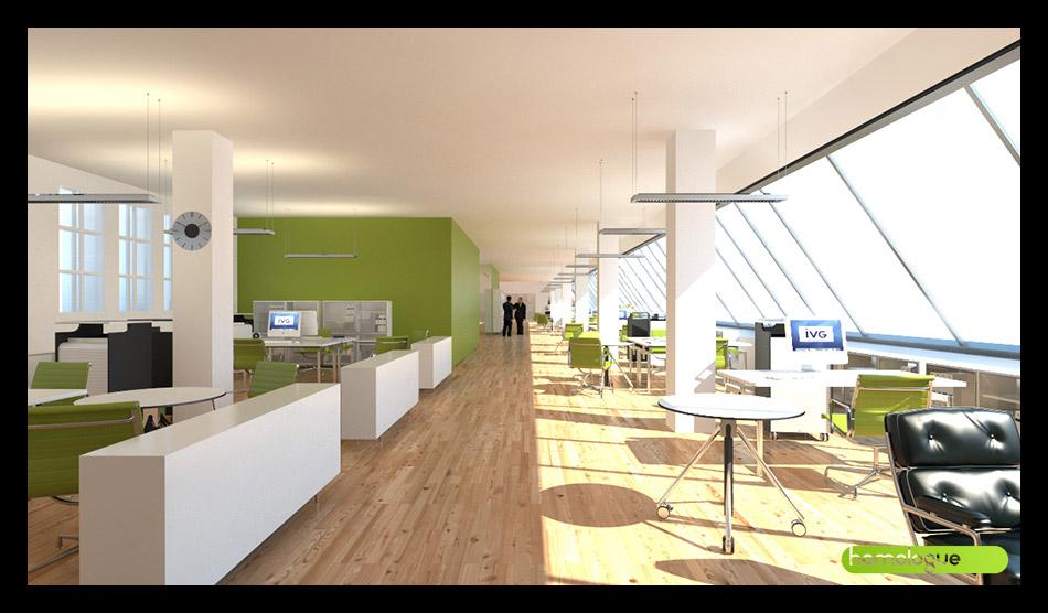 089 - RiverPark irodaház tetőtéri iroda