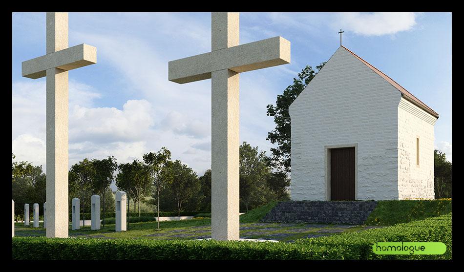 133 - Kápolna rekonstrukció Nagykovácsi