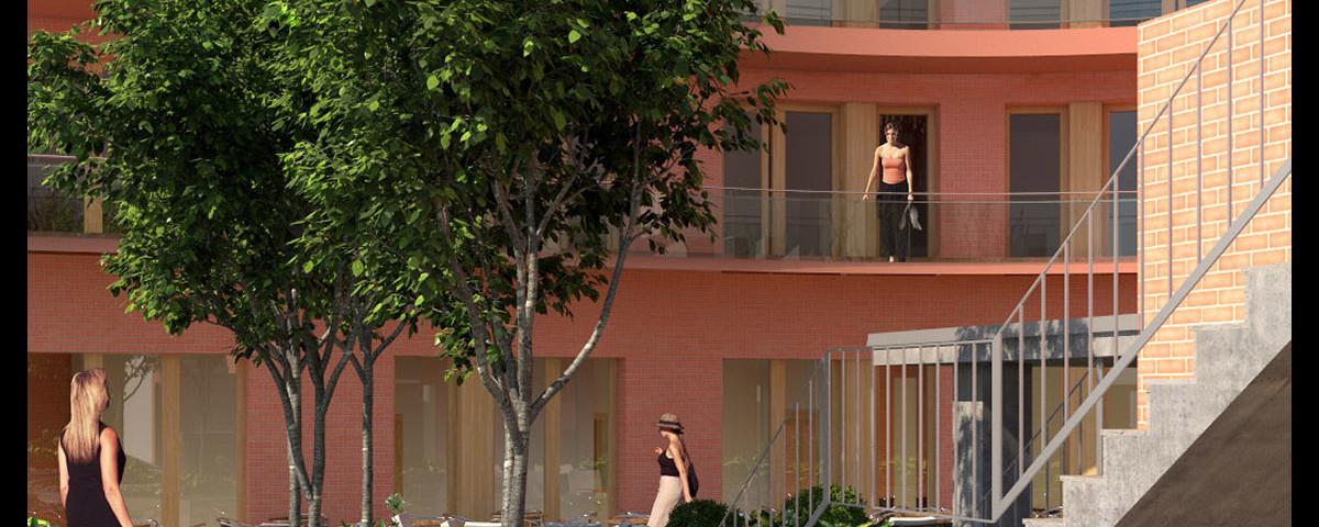 185 - Hotel, Hold utca Budapest