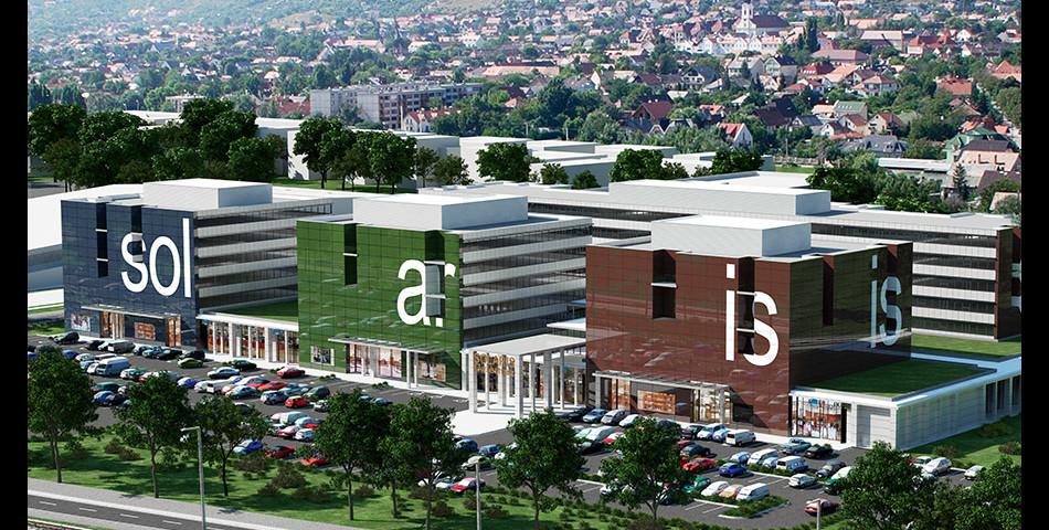 Solaris City Bp