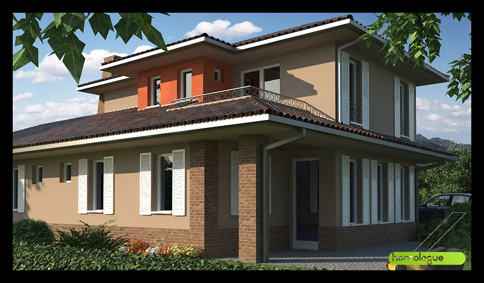 035 - Családi ház Pomáz