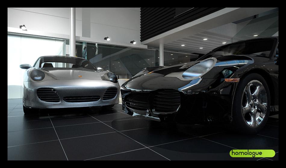 065 - Porsche Szalon Budapest
