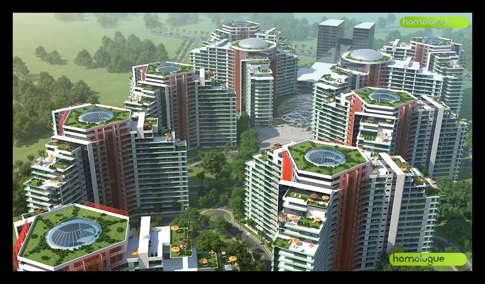 080 - Lakópark Nagyvárad Románia