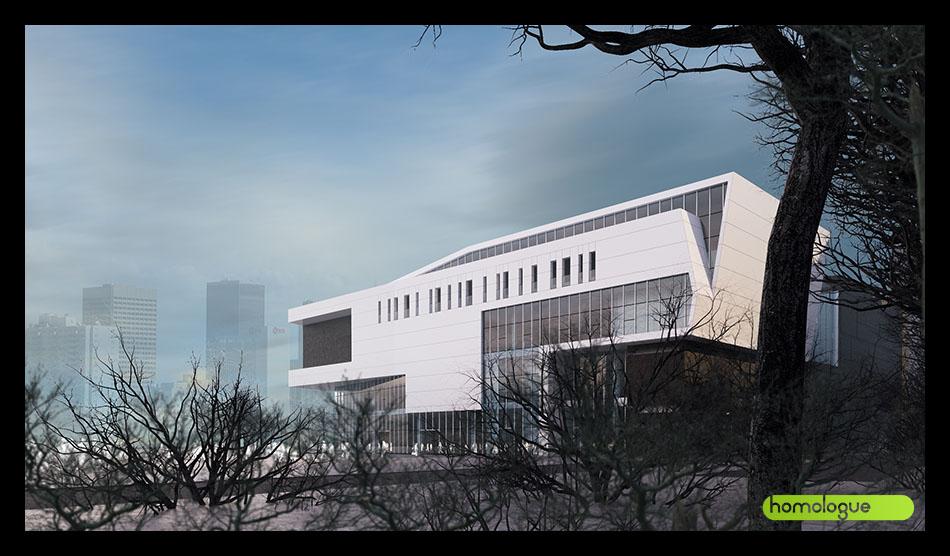 Nanshan Art Museum II. Shenzen