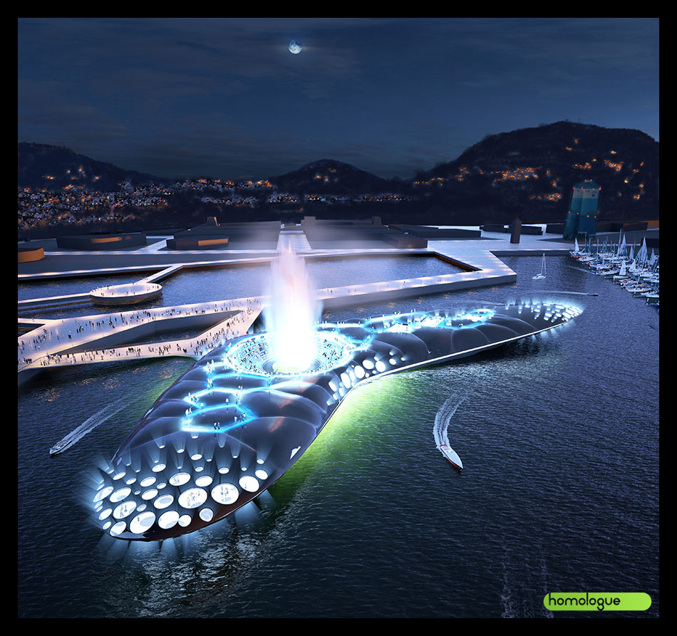 Expo 2012 Holland pavilon Yeosu