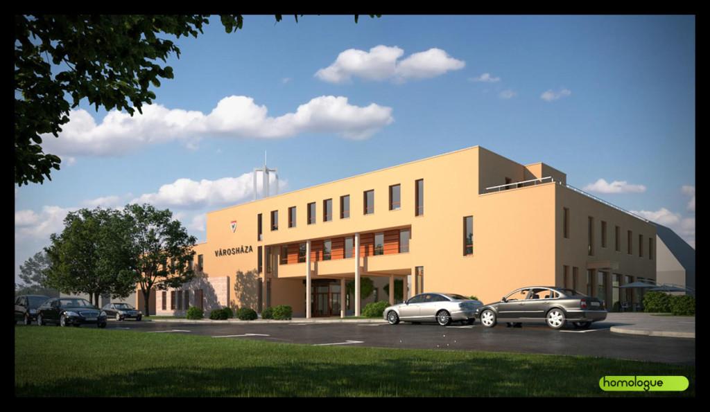 162 - Városháza, Üllő
